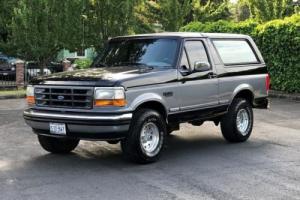 1994 Ford Bronco Ford, Bronco, XLT, Sport, 4x4,V8, 2DR, SUV, Blazer