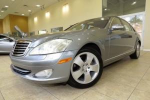 2007 Mercedes-Benz S-Class S550 Photo