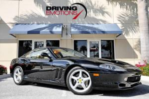 1998 Ferrari 550 Maranello Photo
