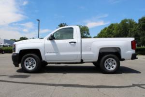 """2017 Chevrolet Silverado 1500 2WD Reg Cab 119.0"""" Work Truck"""