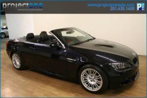 2012 BMW M3 Convertible --