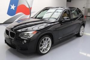 2013 BMW X1 XDRIVE35I AWD M-SPORT PANO SUNROOF NAV