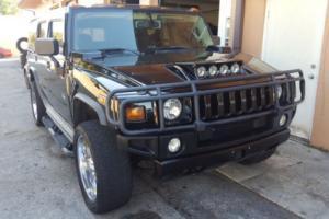 2004 Hummer H2 H2
