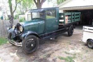 1929 Ford AA Photo