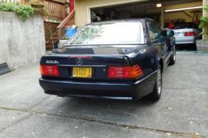 1992 Mercedes-Benz SL-Class