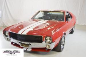 1968 American Motors AMX --