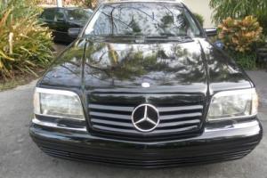 1999 Mercedes-Benz S-Class S500 W140 Body