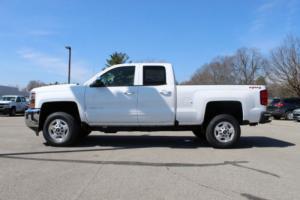 """2017 Chevrolet Silverado 2500 4WD Double Cab 144.2"""" LT"""