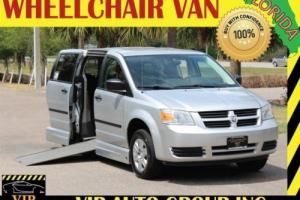 2008 Dodge Grand Caravan SE Handicap VMI Wheelchair Van