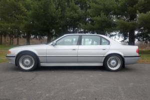 1999 BMW 7-Series 750iL