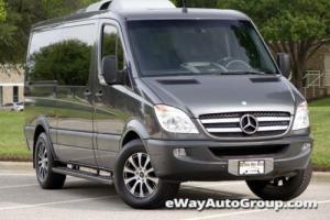 2012 Mercedes-Benz Sprinter Passenger 144 WB