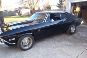 1968 Chevrolet Chevelle    eBay Photo