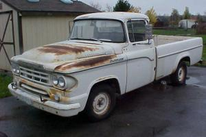1959 Dodge Other Pickups Oringinal | eBay Photo