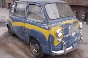 Fiat: 600 Multipla | eBay Photo