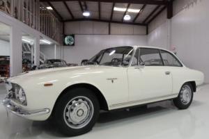 1963 Alfa Romeo 2600 Sprint for Sale