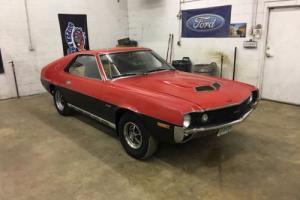 1970 AMC AMX Photo
