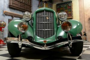 1935 Other Makes Auburn 851 Dual-Ratio Phaeton Sedan Photo