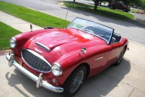 1958 Austin Healey Roadster