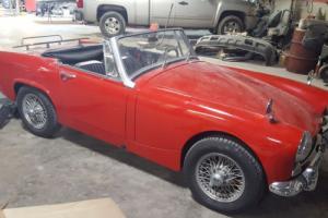 1967 Austin Healey Sprite sprite