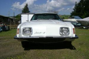 1967 Studebaker Avanti II RQA0090