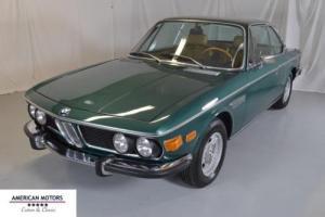 1970 BMW 2800 CS --