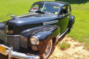 1941 Cadillac 6219 4 DOOR SEDAN