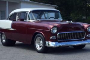 1955 Chevrolet Bel Air/150/210 Hard Top