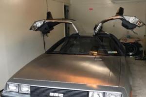 1981 DeLorean DeLorean Photo