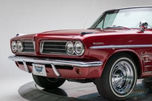 1963 Pontiac Le Mans Convertible 4 Speed Photo