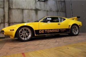 1973 De Tomaso Pantera -- Photo