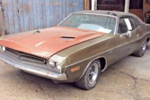 1971 Dodge Challenger Base