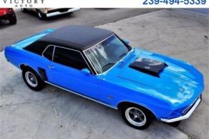 1969 Ford Mustang Grande Hardtop