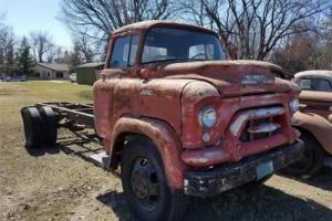 1956 GMC COE --