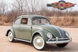 1957 Volkswagen Beetle-New Beetle Oval Window