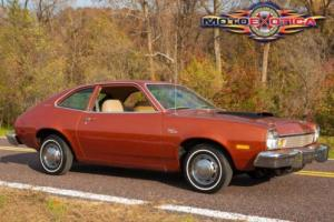 1976 Ford Other Pinto Turbo Hatchback