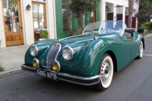1956 Jaguar E-Type 120