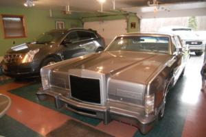 1977 Lincoln Continental 2 owner car