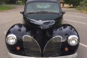 1941 Lincoln Zephyr Continental linclon Photo