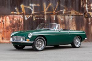 1966 MG MGB Photo