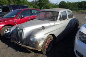 1958 MG Magnette Photo