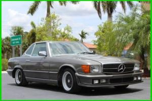1983 Mercedes-Benz 500-Series