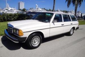 1985 Mercedes-Benz 300 series 300TD-T
