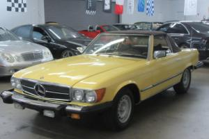 1978 Mercedes-Benz SL-Class Photo