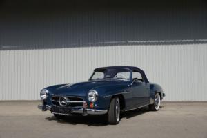 1960 Mercedes-Benz 190-Series