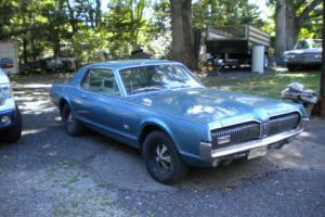 1967 Mercury Cougar GT