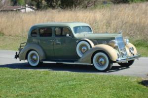 1936 Packard 120B Photo