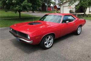 1970 Plymouth Hemi-Cuda -- Photo