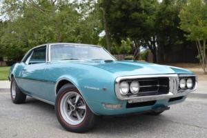 1968 Pontiac Firebird 400ci Photo