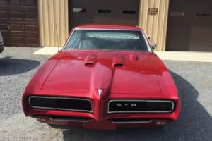 1968 Pontiac GTO GTO Photo
