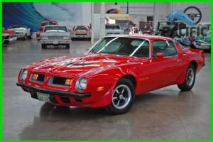 1975 Pontiac Firebird Photo
